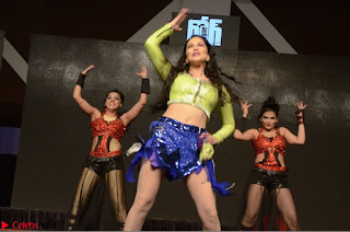 Sunny Leone Dancing on stage At Rogue Movie Audio Music Launch ~  094.JPG