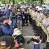 Aksi Demonstrasi di Banjarmasin Berlangsung Aman, Polisi dan Mahasiswa Lakukan ini
