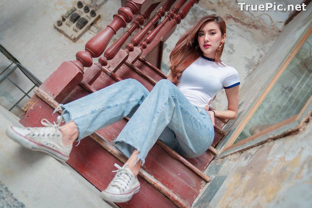 Image Thailand Model - Mynn Sriratampai (Mynn) - Beautiful Picture 2021 Collection - TruePic.net - Picture-43
