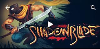 Free Download Shadow Blade Apk+Obb
