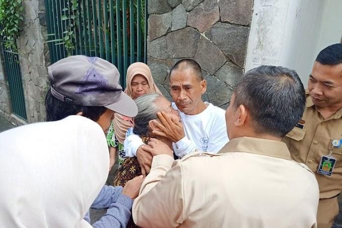 Anaknya Viral Masuk Gorong-gorong, Ibunda Mengira Uha Ditangkap Polisi