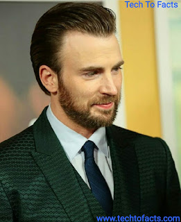 What is the monthly income of Chris Evans?