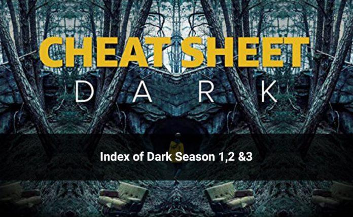 Index of Dark Season 1, 2, & 3 to (With Cast & Season Recap)