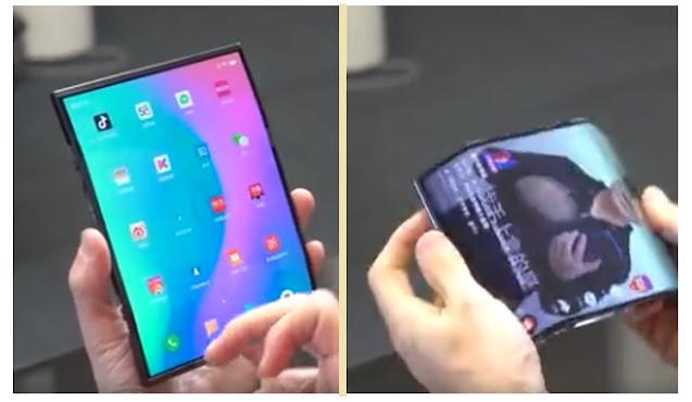 Xiaomi Dual Flex or MIX Flex