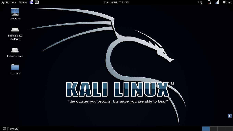 Create Bootable USB in Kali Linux - Roysfan