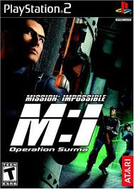 Mission Impossible Operation Surma PS2 Torrent