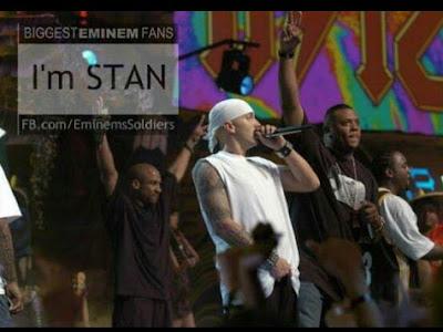 Music: I'm Not Afraid - Eminem (throwback songs)