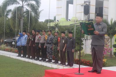 Kakankemenag Tanjungbalai Hadiri Upacara Peringatan Hari Kesadaran Nasional