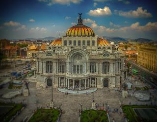 palacio de belas artes ciudad de mexico