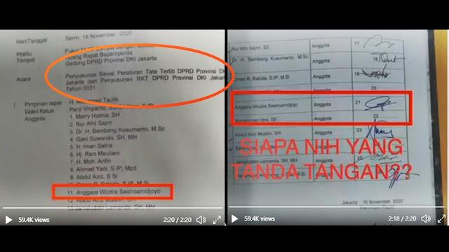 "Fraksi PSI Ternyata Setujui Kenaikan RKT, Anggotanya Ngaku Malu, ""Mau Taruh Dimana Muka Saya"""