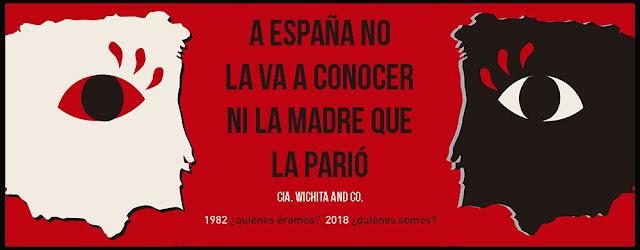 'A ESPAÑA NO LA VA A CONOCER NI LA MADRE QUE LA PARIÓ' DE WICHITA CO - ÚLTIMOS DÍAS EN MADRID