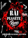 Planète Rai Remix 2020 Vol 08