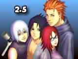 لعبة قتال بليتش ضد ناروتو Bleach Vs Naruto 2.5
