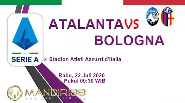 Prediksi Atalanta Vs Bologna, Rabu 22 Juli 2020 Pukul 00.30 WIB