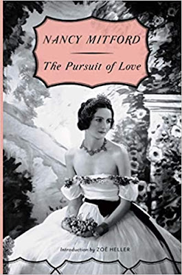 cover of The Pursuit of Love, the novel
