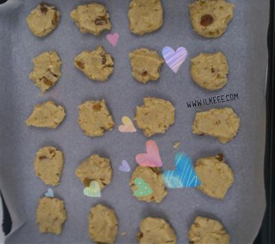 perişan kurabiye - kolay kurabiye tarifleri - çay saati atıştırmalıkları -kurabiye - kurabiye tarifleri
