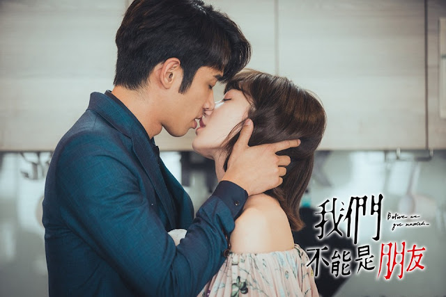 "[C-Drama]: Puff Guo and Jasper Liu as Cheating Lovers in ""Before We Got Married"""