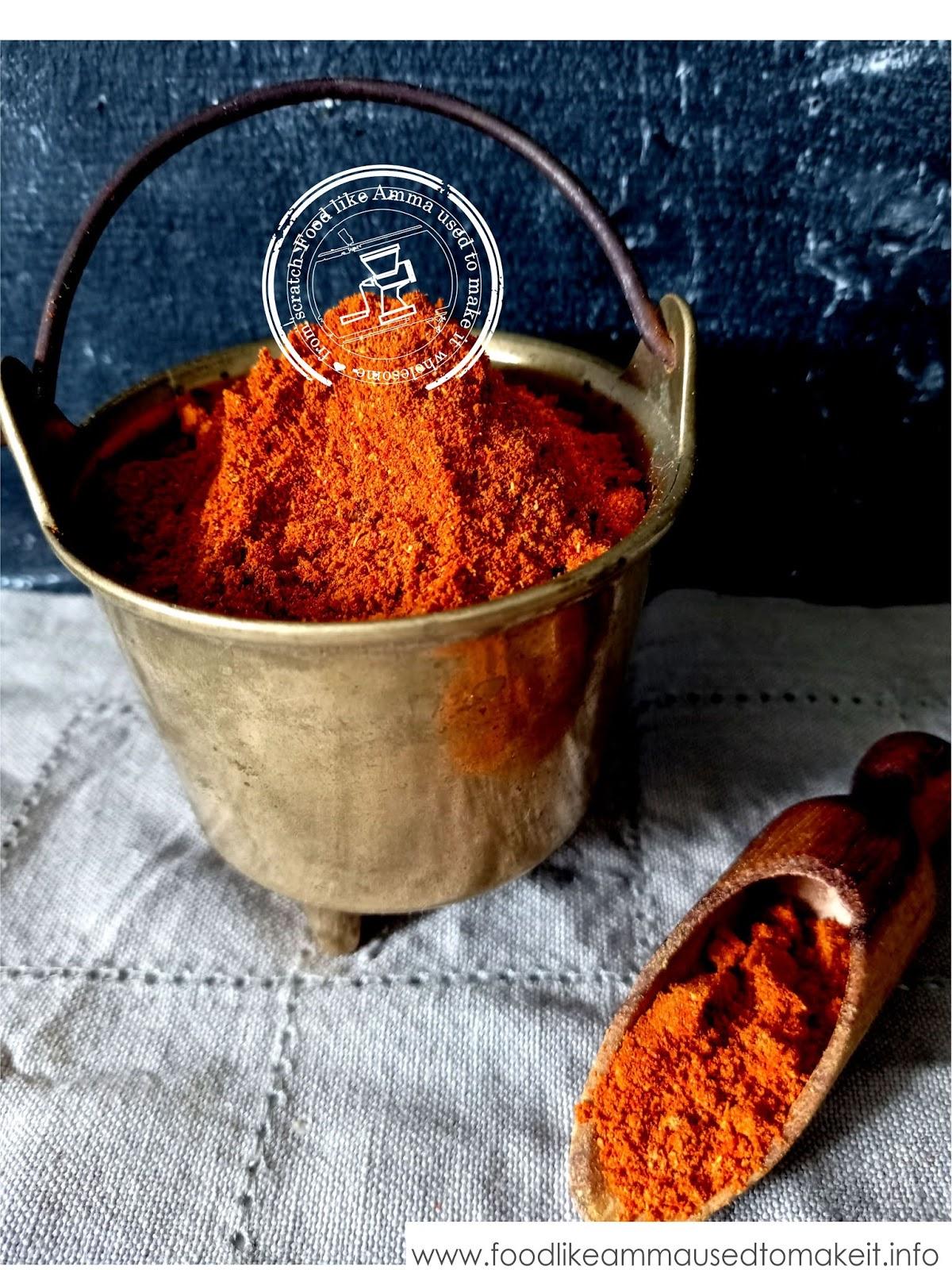 homemade durban masala recipe