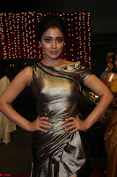 Shreya Saran in Skin Tight Golden Gown ~  Exclusive 028.JPG