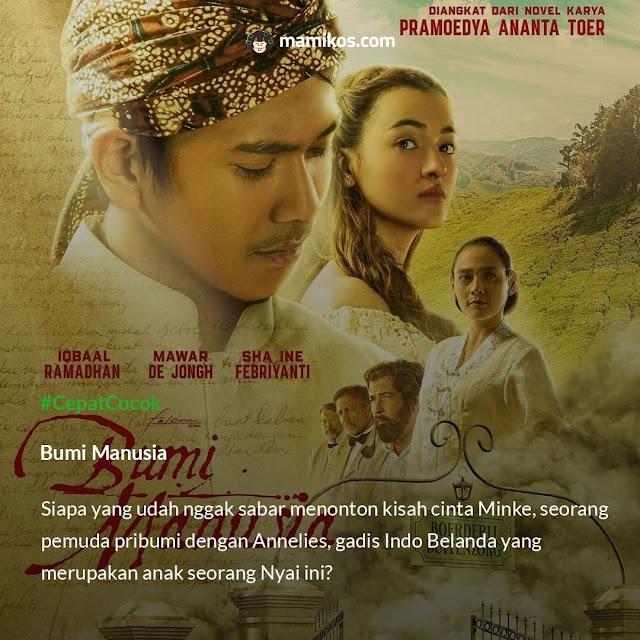 Rekomendasi Film di Bulan Agustus yang Menarik Ditonton Bumi Manusia