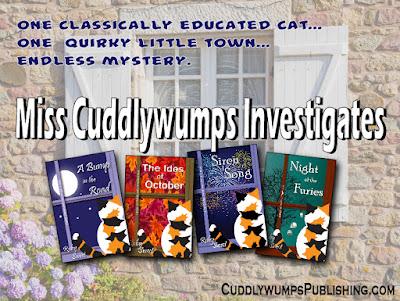 Miss Cuddlywumps Investigates