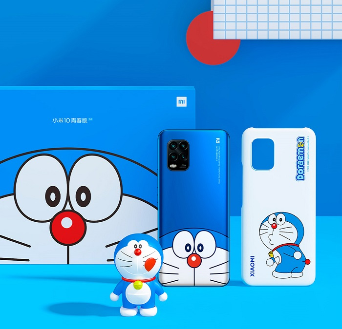 Xiaomi Mi 10 Youth Doraemon Edition Smartphone Official Price