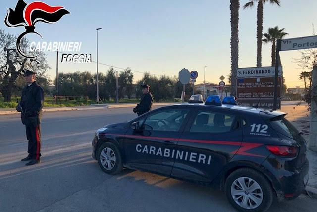 Sequestrarono e ferirono un minorenne. I Carabinieri di S. Ferdinando di Puglia arrestano tre persone