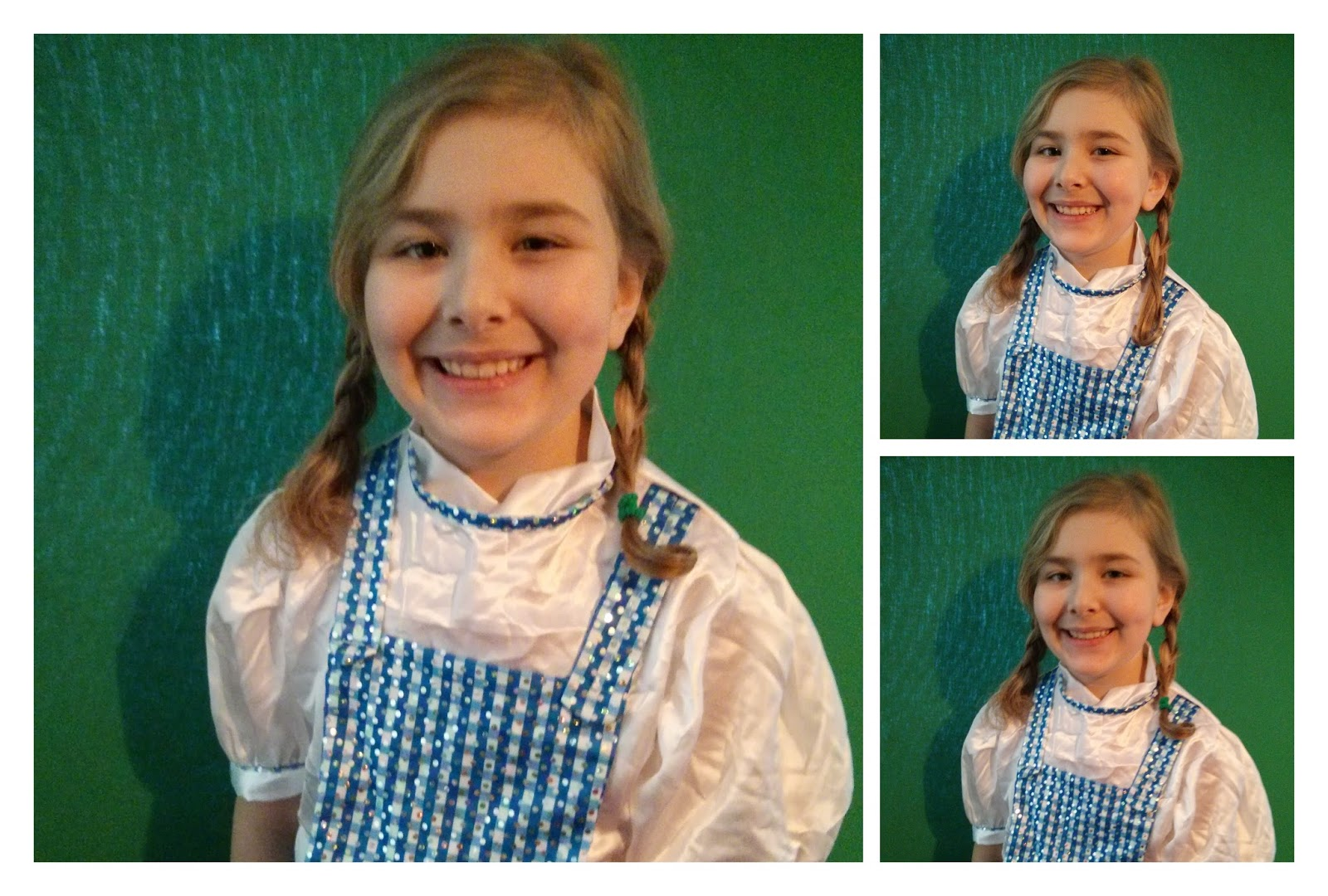 Top Ender as Dorothy Gale