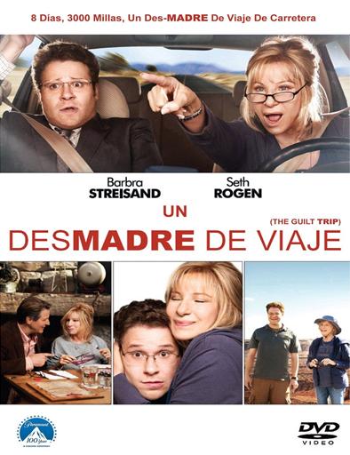 Ver Un desmadre de viaje (The Guilt Trip) (2012) Online