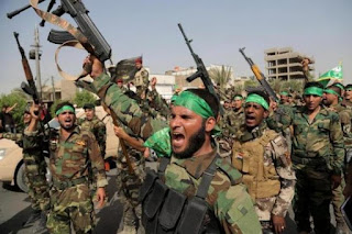 Pasukan Syiah Nushairiyah Alami Kerugian Berat Di Poros Raqqa-Homs