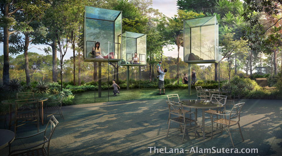 Thinking Boxes @ The Lana Alam Sutera