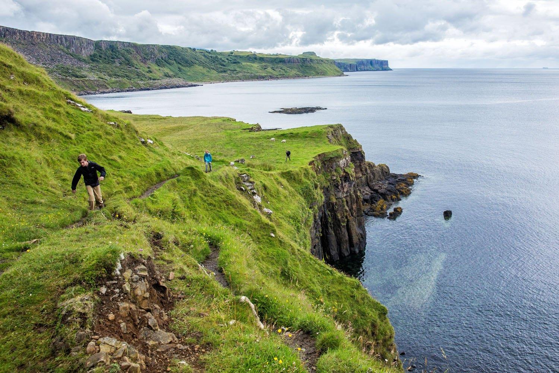 Туризм на острове Скай в Шотландии