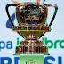 CBF sorteia oitavas de final da Copa do Brasil; confira