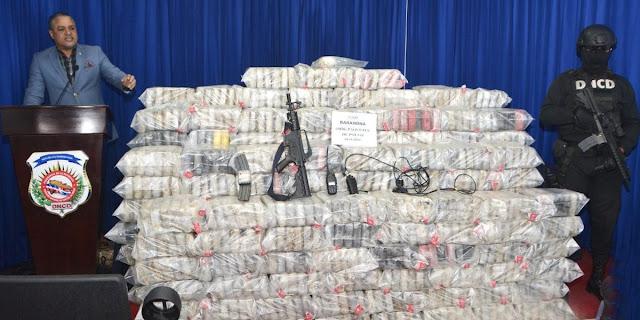 MP solicitará un año de prisión contra regidor y otros 4 implicados en caso de más de mil kg de droga en Barahona
