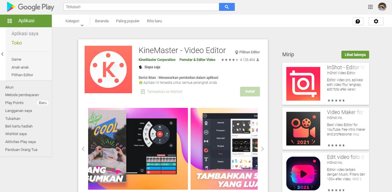 5 Aplikasi Edit Video Terbaik untuk Smartphone