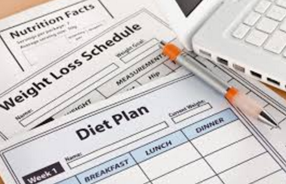 Plan an effective and targeted diet program