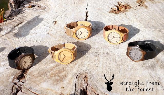Woodwear, oryginalne zegarki damskie, zegarek drewniany damski, modny zegarek damski