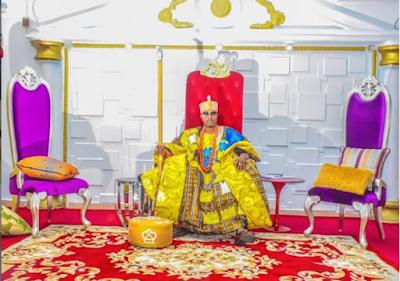 the palace of the oluwo of iwo photos