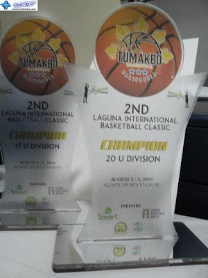 Acrylic Basketball Trophies