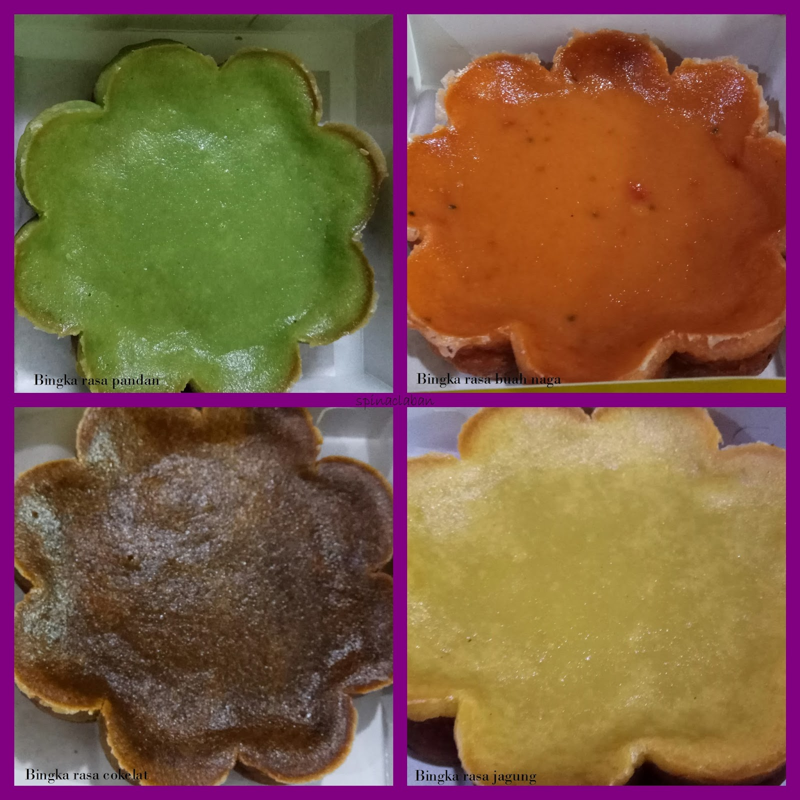 Kue Bingka Khas Batam Ya Nayadam Produk Ukm Dengan Berbagai Rasa
