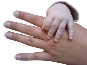 Image: Big and little hands, by Niels Timmer on freeimages.com