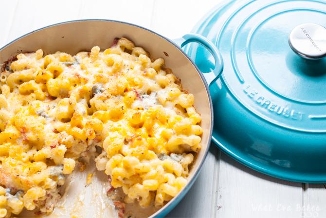 Mac & Cheese (Macarrones con salsa de queso)