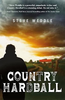 http://www.amazon.com/Country-Hardball-Steve-Weddle/dp/1440570817/ref=sr_1_1?ie=UTF8&qid=1385419479&sr=8-1&keywords=country+hardball