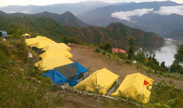 Camps in Dhanaulti | Best Camping in Dhanaulti