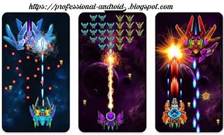 تحميل لعبة galaxy attack جالاكسي أتاك آخر إصدار للأندرويد .