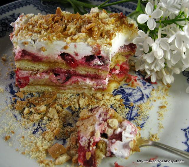 torta šumska tajna