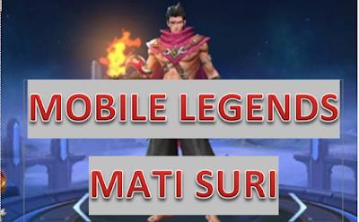 Kenapa Mobile Legends Mati Suri