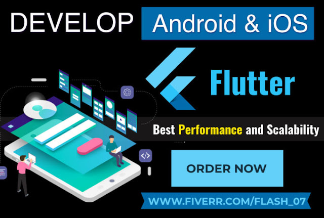 Build a mobile app using flutter for both IOS and android - educational apps - best android apps - kindle apps for kids