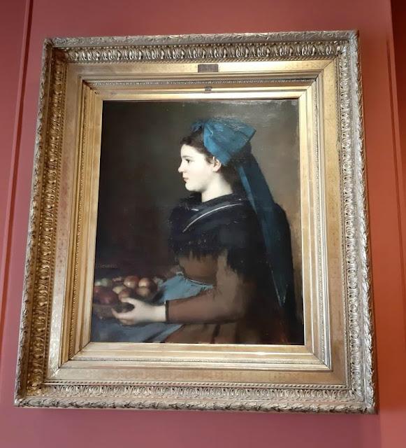 Musée Jean Jacques Henner Paris Peintre Peinture du XIXe siècle