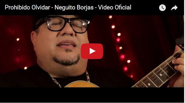 """Neguito Borjas dedica """"Prohibido Olvidar"""" al pueblo de Venezuela"""